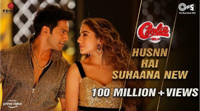 Read more about the article Husnn Hai Suhaana Lyrics – Coolie No 1